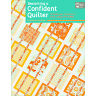 Becoming a Confident Quilter (BOK)