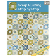 Scrap Quilting, Strip by Strip (BOK)