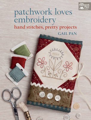 Patchwork Loves Embroidery (BOK)