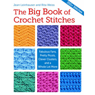 Produktbilde for Big Book of Crochet Stitches (BOK)