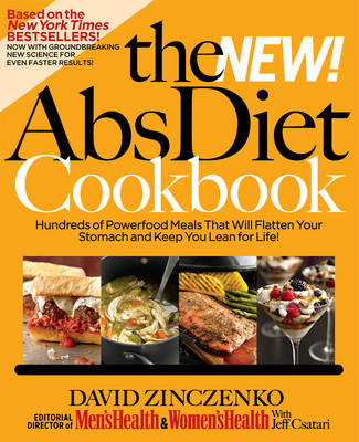 The New Abs Diet Cookbook: Hundreds of Powerfood Meals That Will Flatten Your Stomach and Keep You L (BOK)