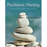 Psychiatric Nursing: Contemporary Practice (BOK)