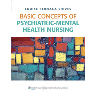 Basic Concepts of Psychiatric-mental Health Nursing (BOK)