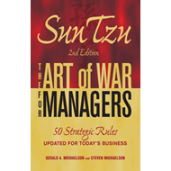 Sun Tzu - The Art of War for Managers (BOK)
