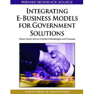 Integrating E-Business Models for Government Solutions (BOK)