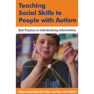 Teaching Social Skills to People with Autism (BOK)