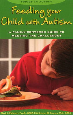 Feeding Your Child with Autism (BOK)