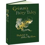 Grimm's Fairy Tales (BOK)