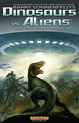Barry Sonnenfeld's Dinosaurs Vs Aliens (BOK)
