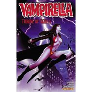 Vampirella: Volume 3: Throne of Skulls (BOK)