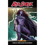 Red Sonja: She-devil with a Sword: volume 12: Swords Against Jade Kingdom (BOK)