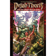Dejah Thoris and the Green Men of Mars (BOK)