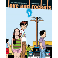 Love and Rockets: New Stories: No. 3 (BOK)