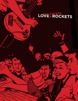 Love & Rockets: The Covers (BOK)