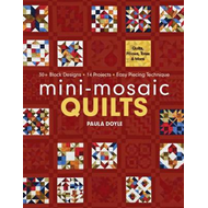 Mini-mosaic Quilts (BOK)