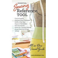 Essential Sewing Reference Tool: All-in-One Visual Guide (BOK)