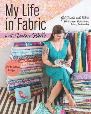 My Life in Fabric (BOK)