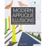Modern Applique Illusions (BOK)