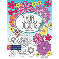 Playful Designs Coloring Book (BOK)