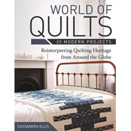 World of Quilts: 25 Modern Projects (BOK)