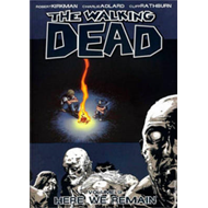 Walking Dead Volume 9: Here We Remain (BOK)
