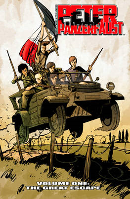 Peter Panzerfaust: Volume 1: Great Escape (BOK)