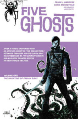 Five Ghosts (BOK)