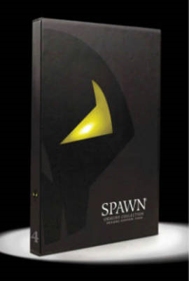 Spawn: Origins Collection Deluxe Edition Volume 4 (BOK)