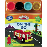 Play-Doh Hands on Learning: On the Go (BOK)