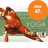 Produktbilde for Key Muscles of Yoga: Your Guide to Functional Anatomy in Yog (BOK)