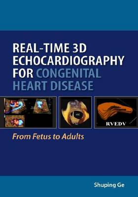 Real-Time 3D Echocardiography for Congenital Heart Disease (BOK)