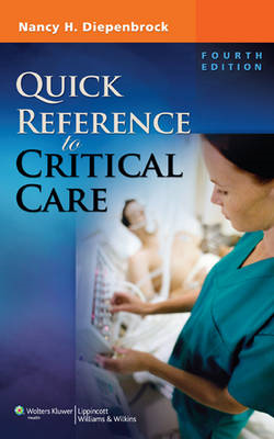 Quick Reference to Critical Care (BOK)