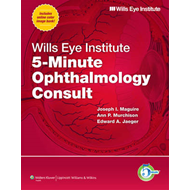 Wills Eye Institute 5-minute Ophthalmology Consult (BOK)