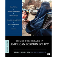 Issues for Debate in American Foreign Policy: Selections from CQ Researcher (BOK)
