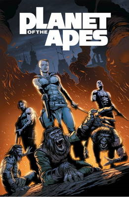Planet of the Apes (BOK)