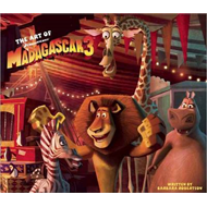 The Art of Madagascar 3 (BOK)