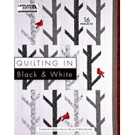 Quilting in Black & White: 16 Projects (BOK)