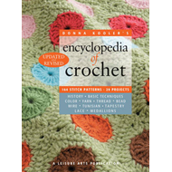 Donna Kooler's Encyclopedia of Crochet: 164 Stitch Patterns - 29 Projects (BOK)