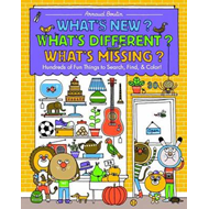 What's New? What's Missing? What's Different? (BOK)