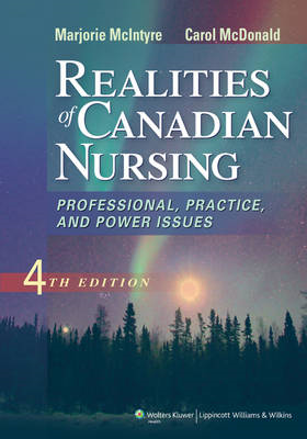 Realities of Canadian Nursing (BOK)