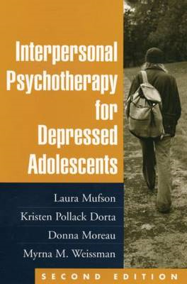 Interpersonal Psychotherapy for Depressed Adolescents (BOK)