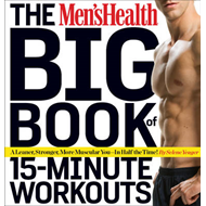 Men's Health Big Book of 15-minute Workouts (BOK)