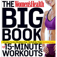 Women's Health Big Book of 15-minute Workouts (BOK)