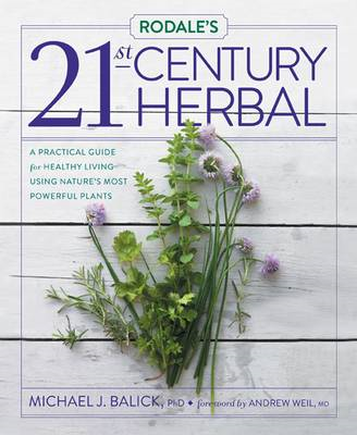 Rodale's 21st-century Herbal (BOK)