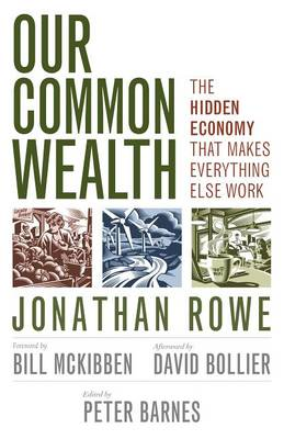 Our Common Wealth: The Hidden Economy That Makes Everything Else Work (BOK)