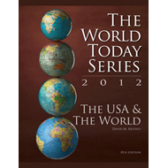 The USA and the World 2012 (BOK)