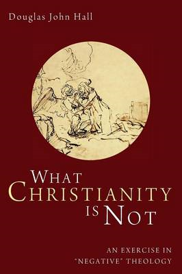 What Christianity Is Not: An Exercise in Negative Theology (BOK)