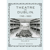 Theatre in Dublin, 1745-1820: A Calendar of Performances (BOK)