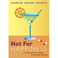 Not for Happiness (BOK)