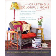 Crafting a Colorful Home (BOK)